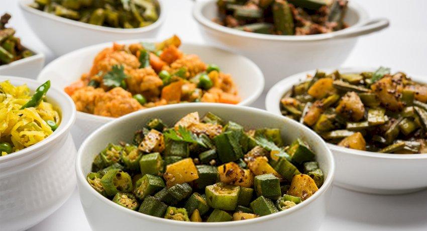 Seasonal veg Subji
